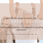 Better Payment Options for Residents going into a Retirement Village
